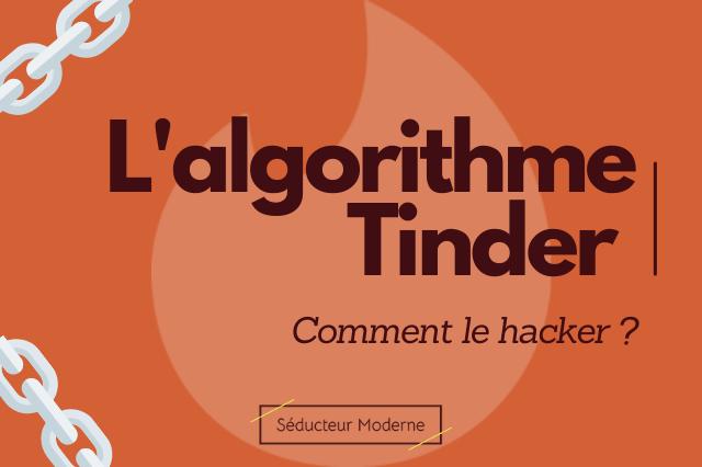 Algorithme Tinder : comment le hacker en 2021 ?